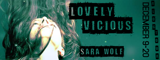 Blog Tour: Author Q&A + Giveaway – Lovely Vicious by Sara Wolf