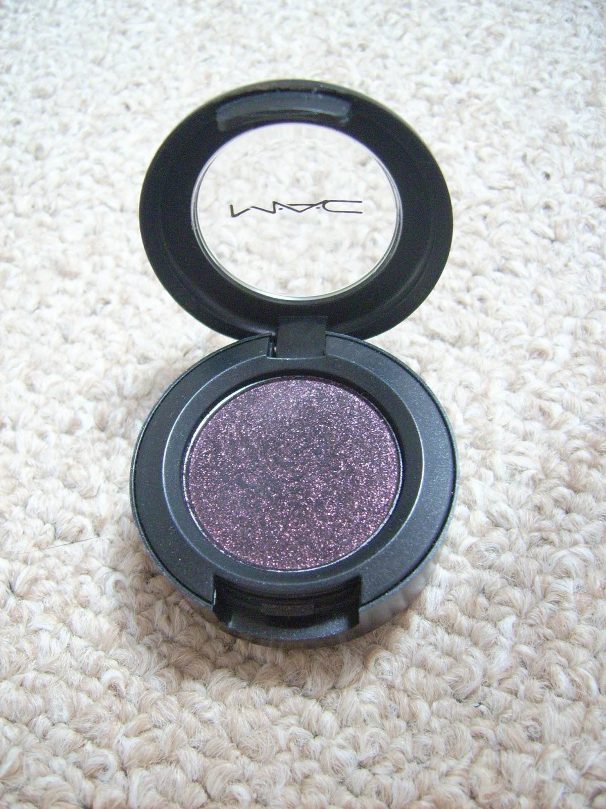 MAC eyeshadows Beauty marked