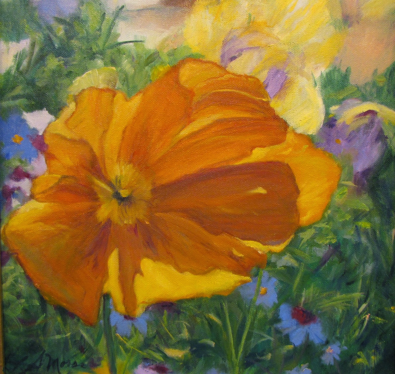 artist - Linda Morse