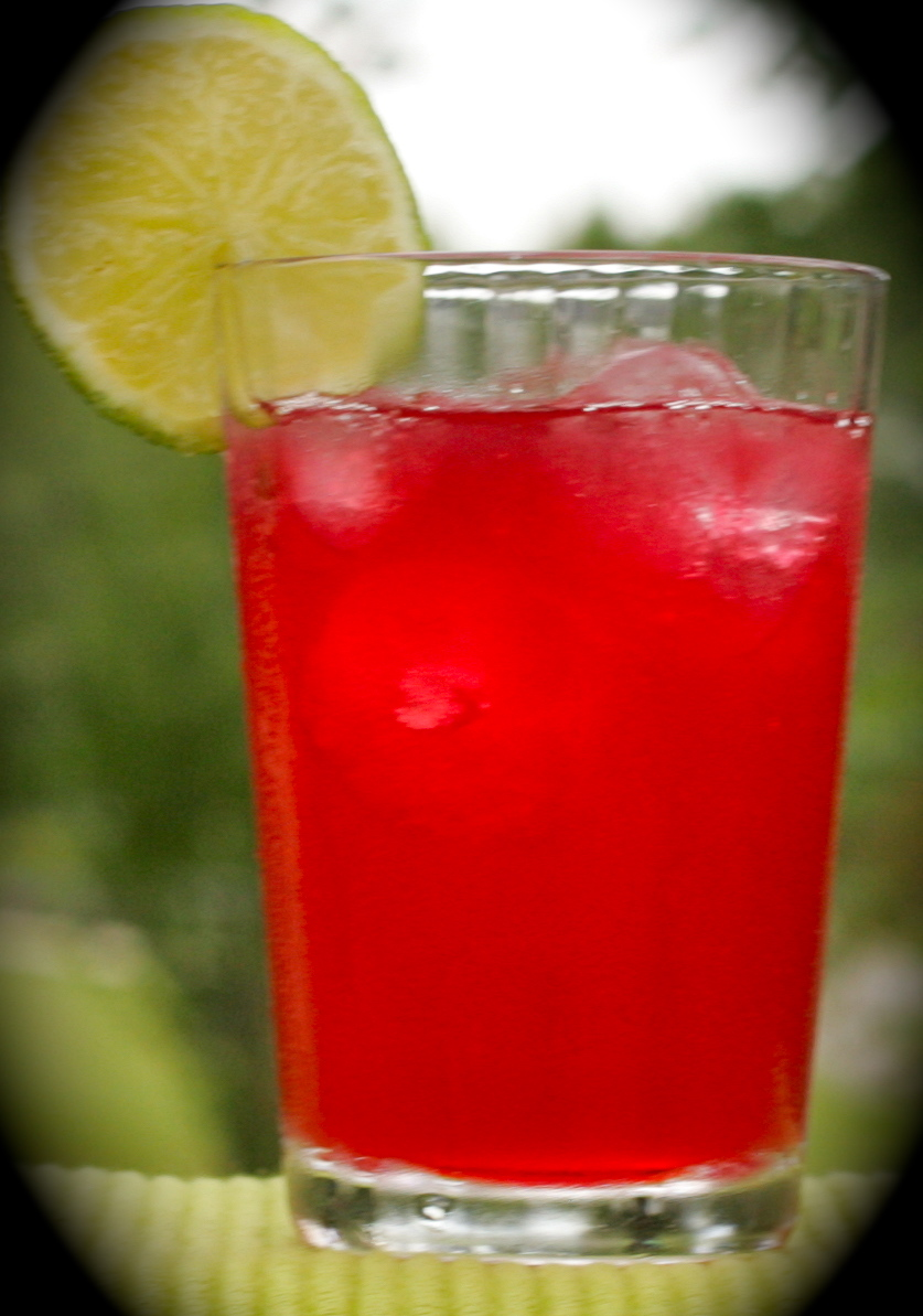 Bake It and Make It with Beth: Blackberry Limeade