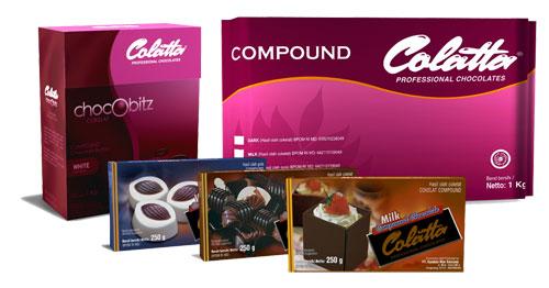 Inilah Beberapa Olahan Kreatif Menggunakan Coklat Colatta di Pasaran
