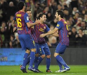 Resultado Barcelona Vs Osasuna – Copa del Rey