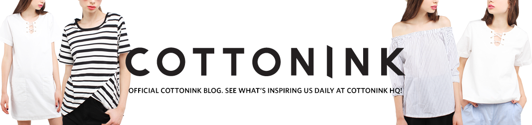 Official Cotton Ink Blog