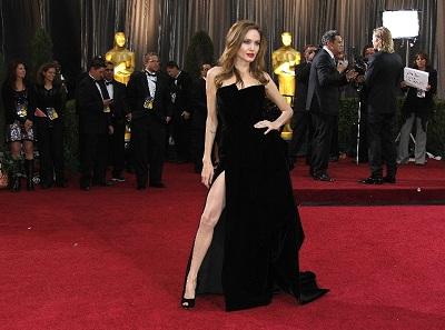 Angelina Jolie - zdjęcie roku