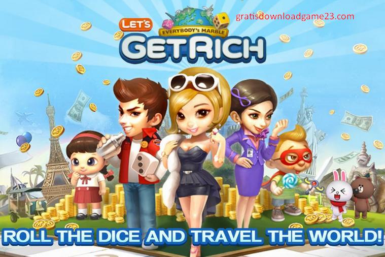 Download Game Mirip Monopoli  Let's Get Rich Apk