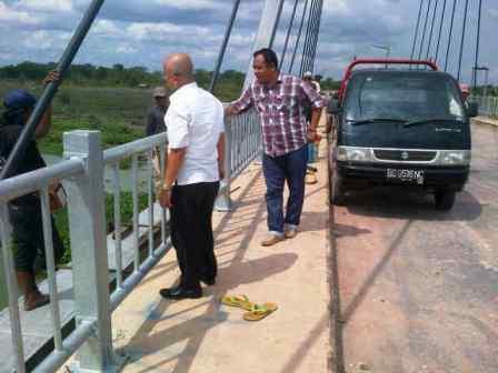 """Jembatan """"Barelang"""" Icon OI Rampung"""