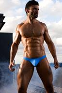 Fitness Models Underwear
