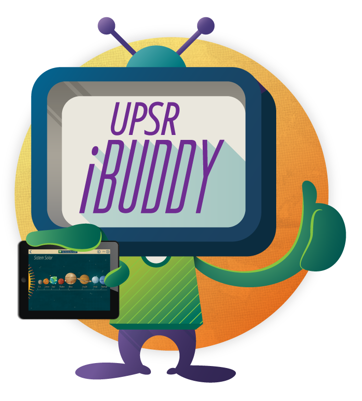 UPSR iBUDDY COMPANION APP COMPLEMENTS TV VIEWING EXPERIENCE FOR MORE