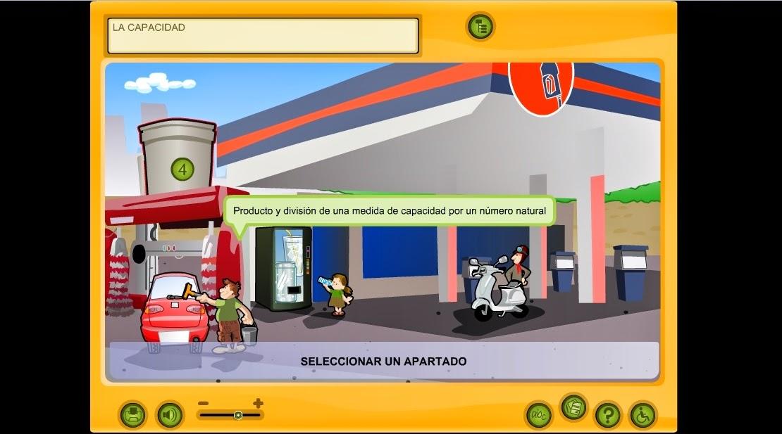 http://www.juntadeandalucia.es/averroes/carambolo/WEB%20JCLIC2/Agrega/Matematicas/La%20capacidad/contenido/index.html