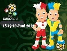 Maskot-Piala-Euro-2012