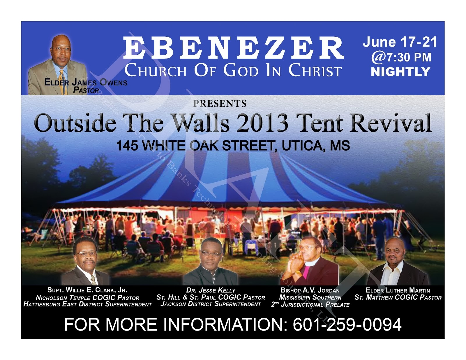 ebenezer tent revival in utica ms mississippi southern second ebenezer tent revival in utica ms