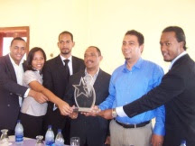 Ministerio de la Juventud anuncia en San Cristóbal Premio Nacional de la Juventud 2013