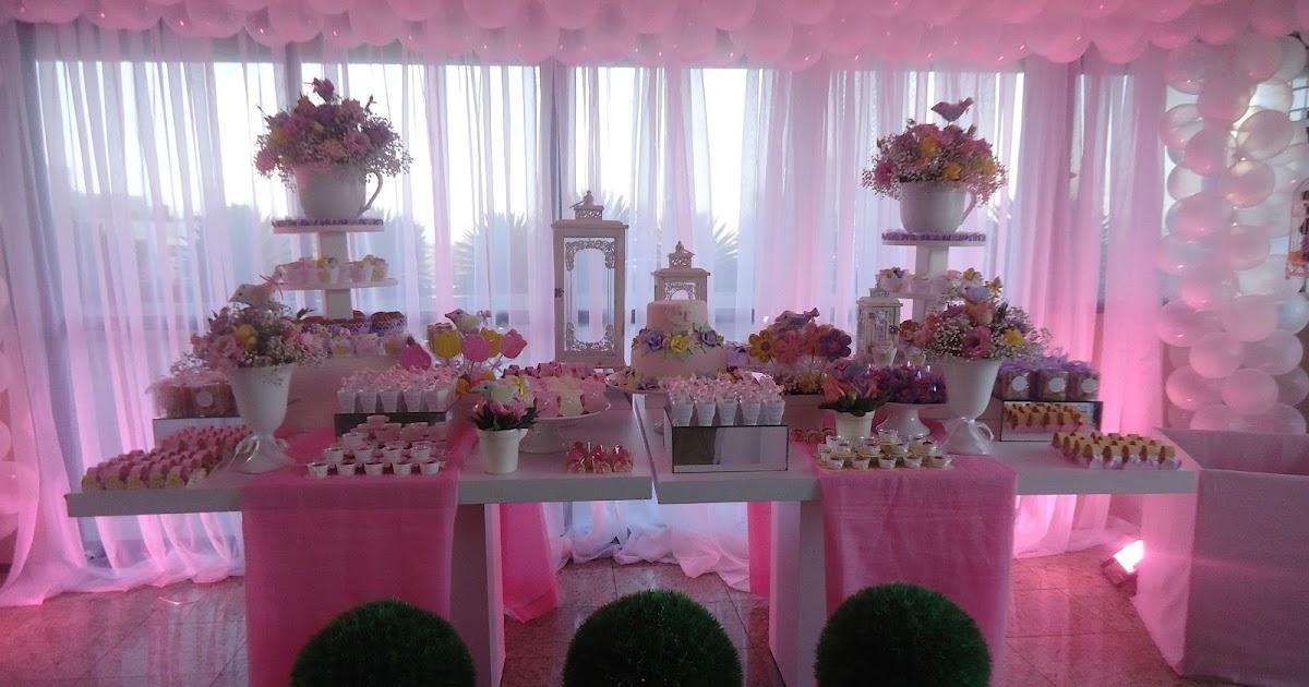 Festas e Cia  Arquitetura e Eventos Chá de Bebê  Maria Eduarda