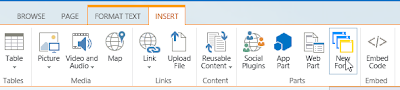 SharePoint Public Form