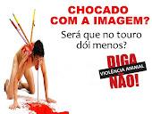 Diga não à violência Animal !!!!!