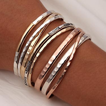 david smallcombe cuff bracelets