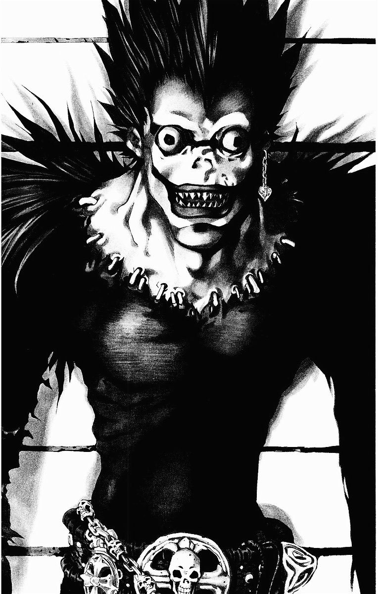 Manga En PDF Death Note Completa RESUBIDA