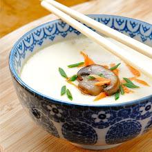 Chawanmushi...Japanese Egg Custard