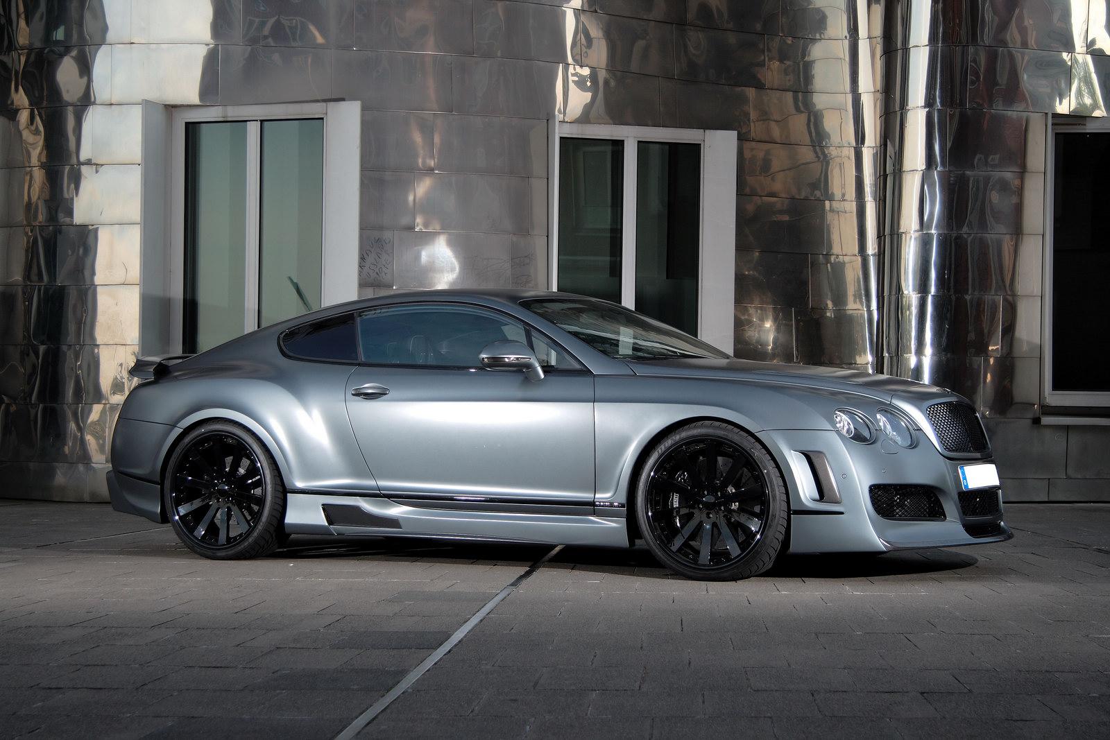 Tuning Cars And News Bentley Continental Custom