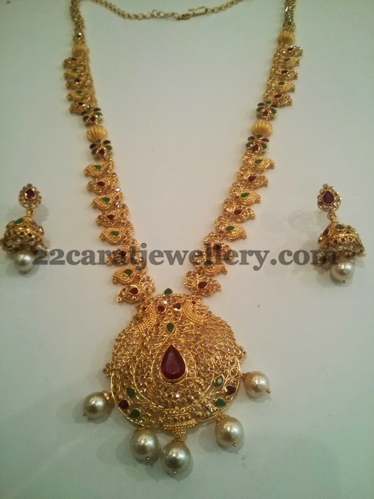 Long Chains by Sri Mahalaxmi Jewellers