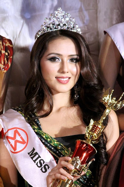 Miss Malaysia World 2013 Melinder Kaur Bhullar