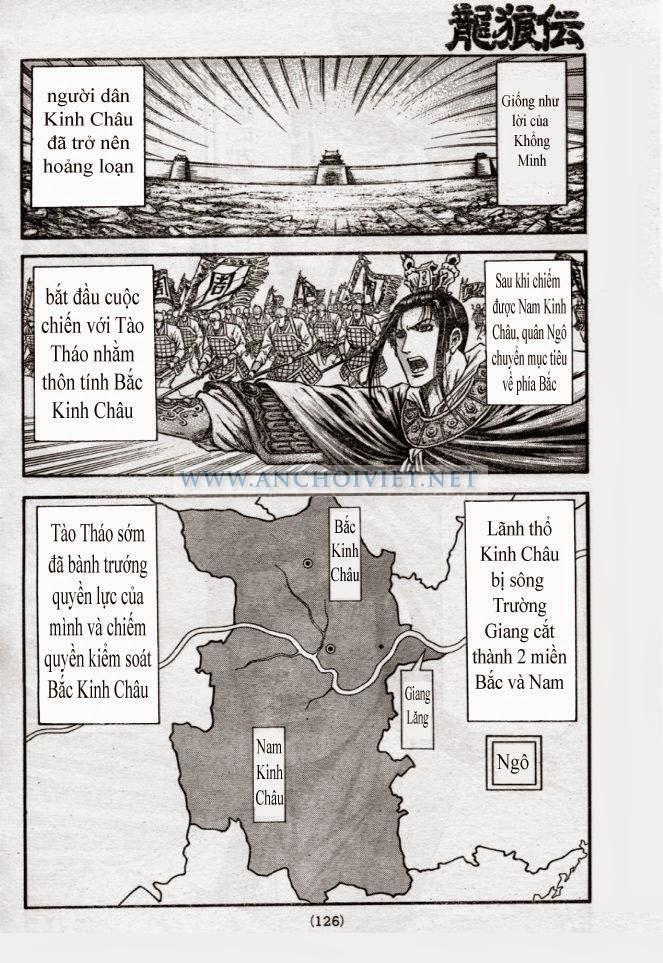 Chú Bé Rồng - Ryuuroden chap 159 - Trang 10