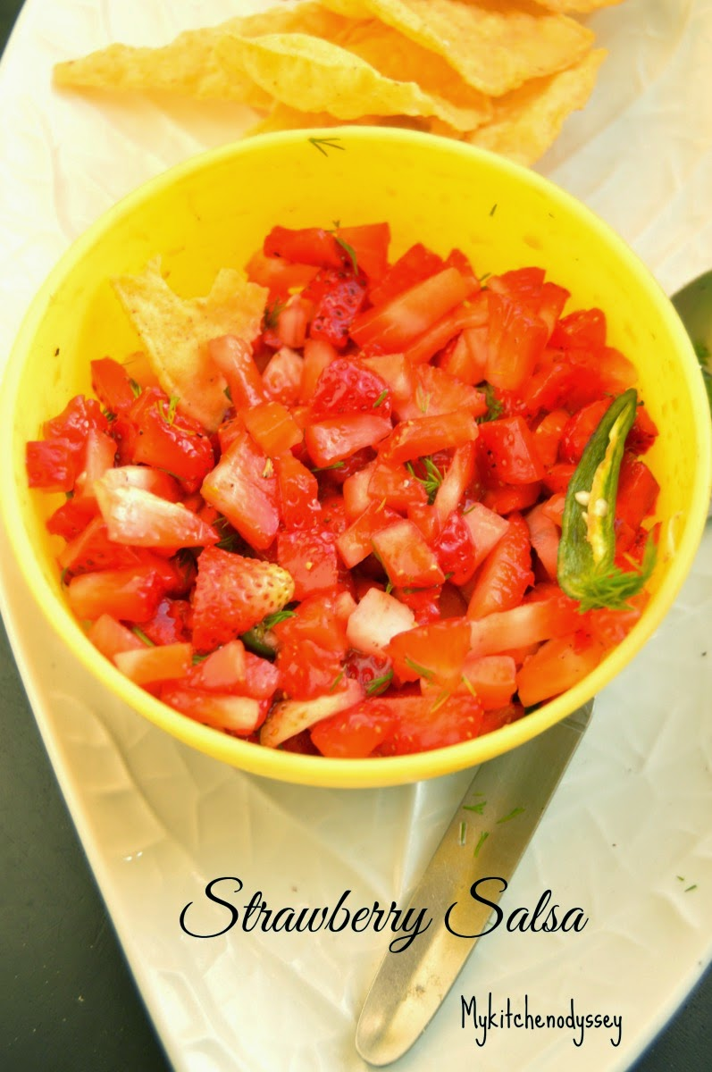 Strawberry salsa recipe3