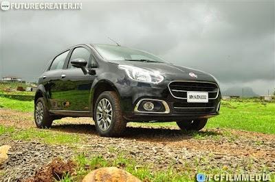 Fiat new Punto Evo on August 8