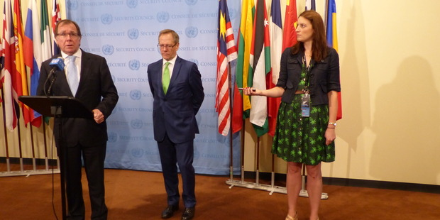 New Zealand credited for focusing on small island states at UN debate