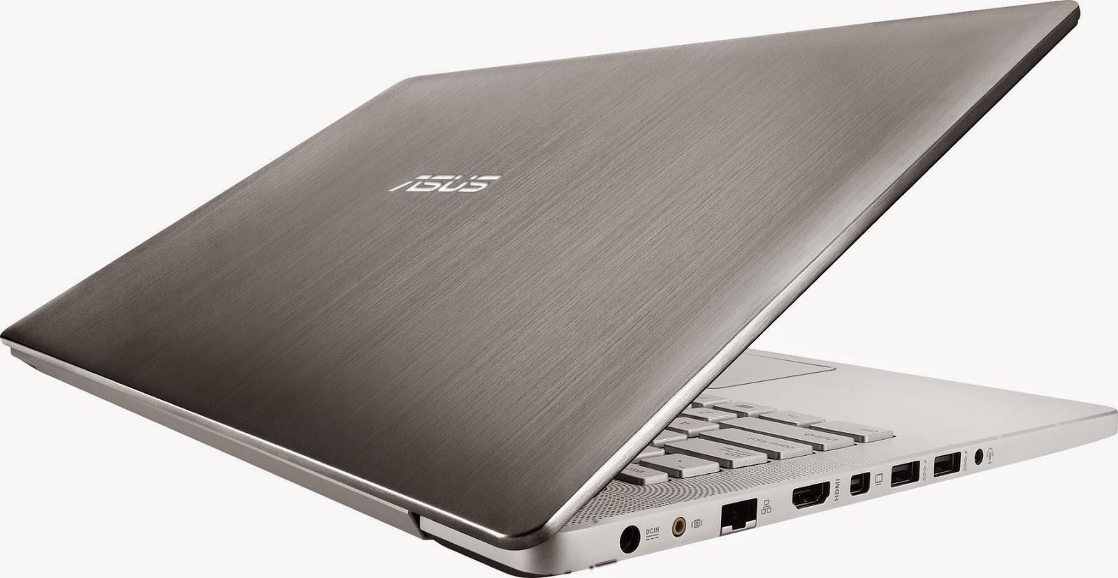 Asus G50V Specs
