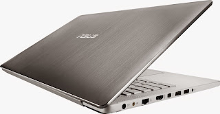 Asus N550JV Driver Download for Windows 7 64 bit, Windows 8 64 bit and 8.1 64 bit