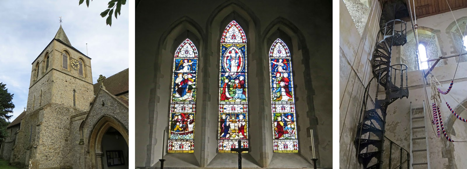 First Glass Windows Pevensey