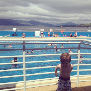Outdoor Swimming Pool Scotland