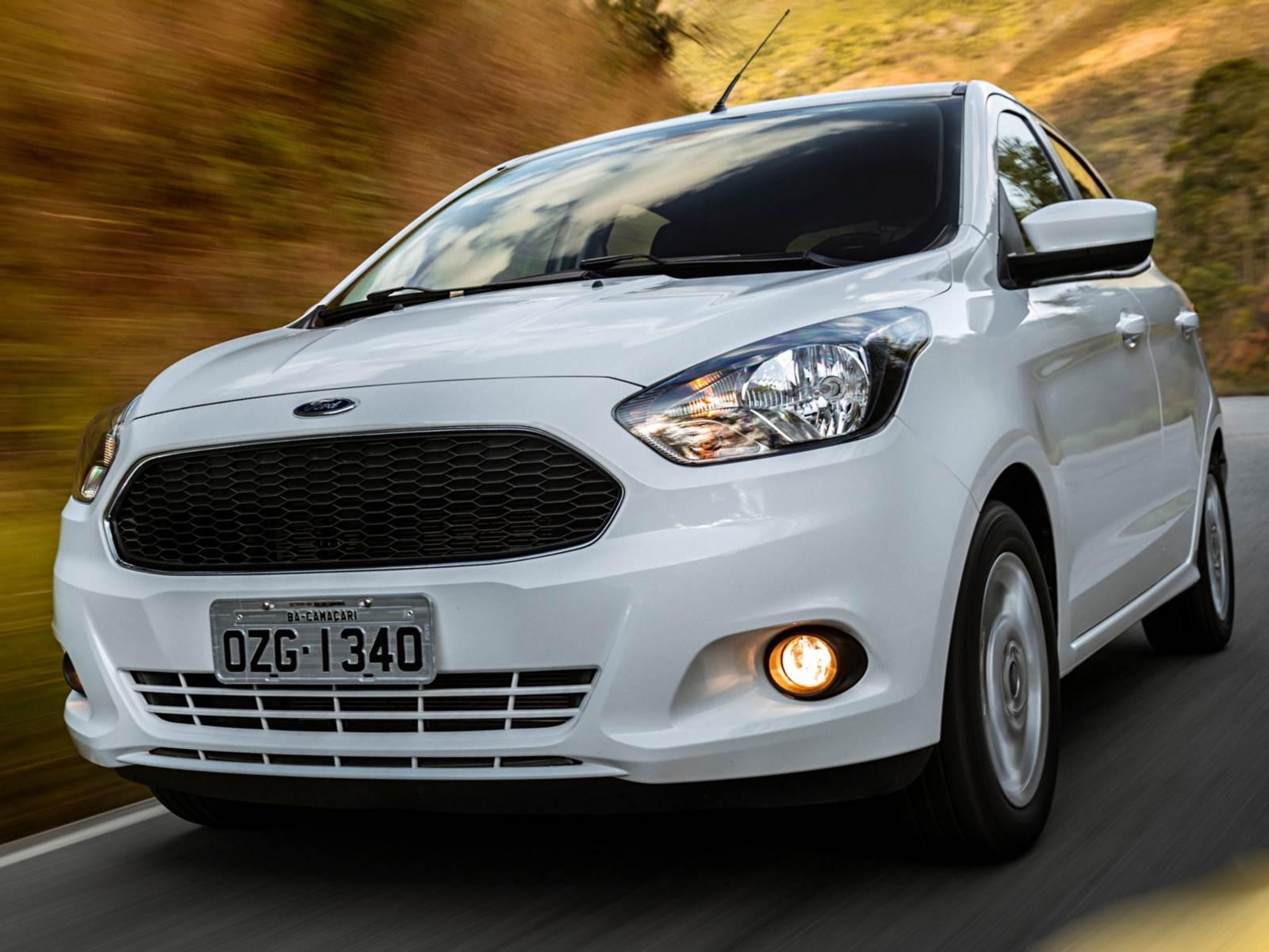 a Ford Lança Mais Uma Promoção