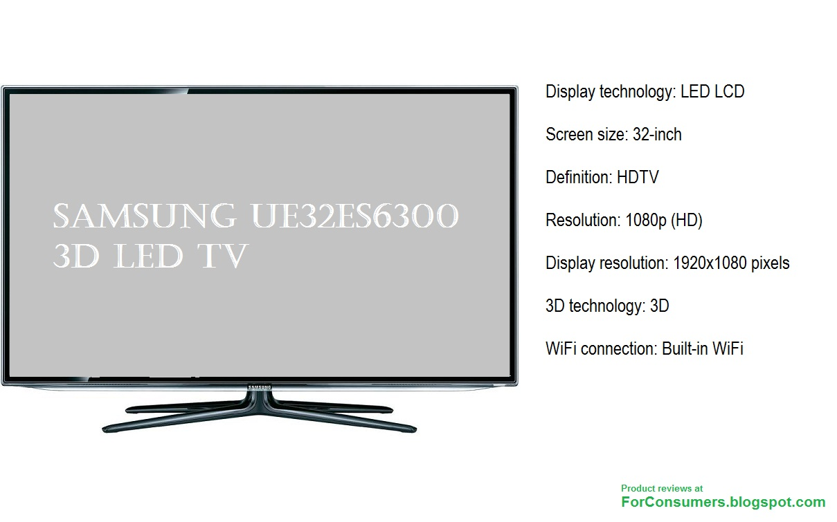 samsung ue32es6300 3d led tv the samsung 32 inch series
