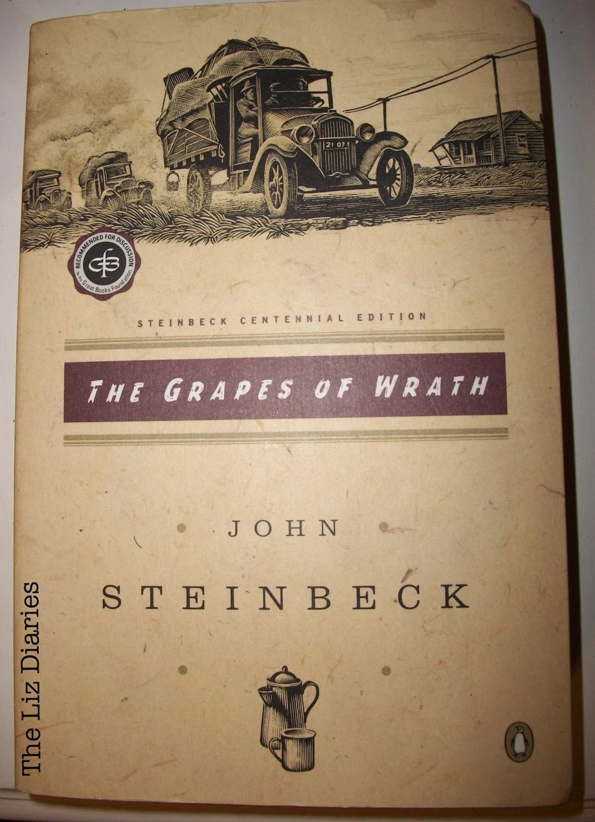 the story behind john steinbecks the grapes of wrath Appunto con trattazione sintetica di letteratura inglese: the grapes of wrath di john steinbeck, caratteristiche principali e breve analisi.