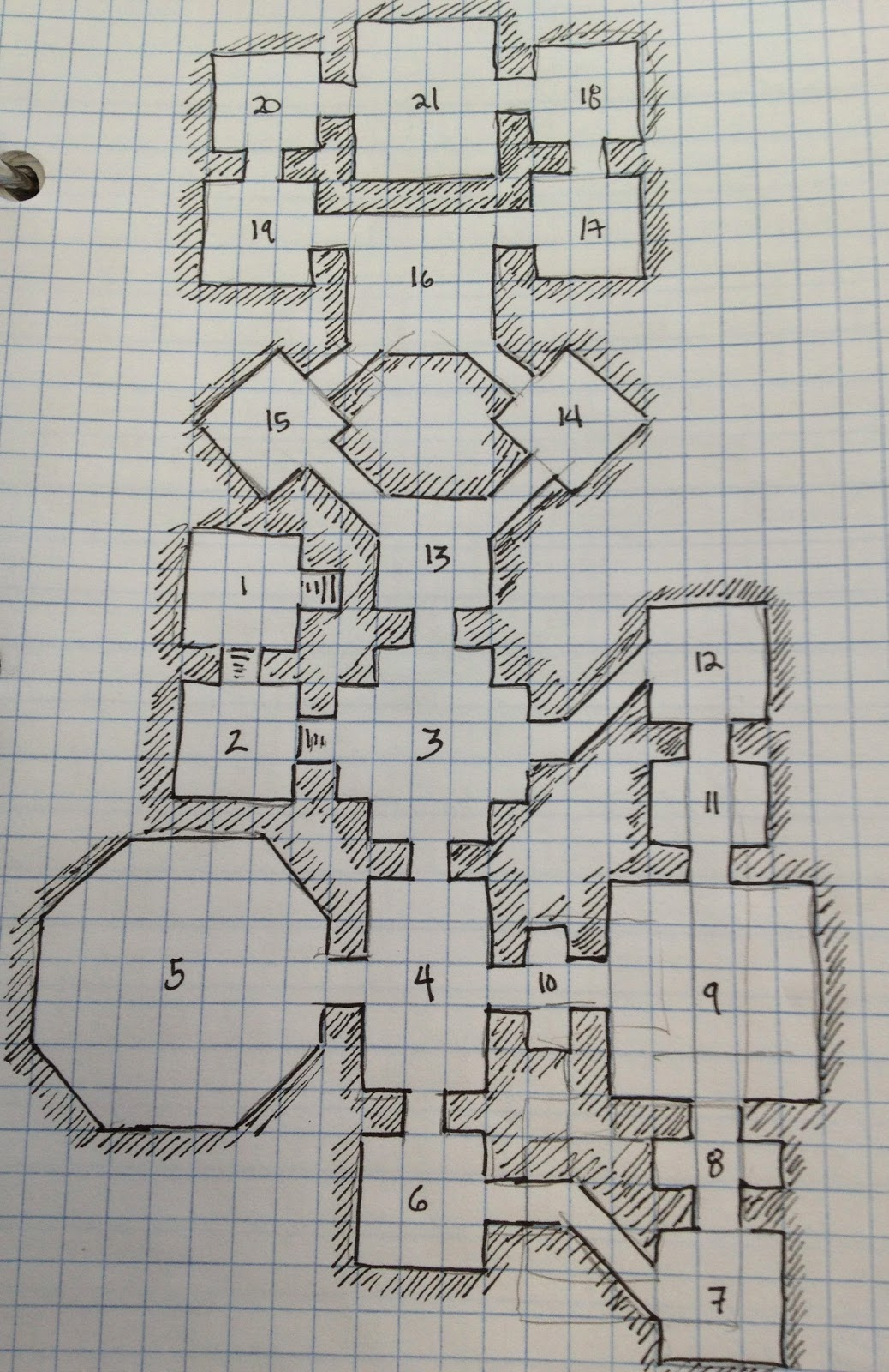 savage swords of athanor  monday map  more dungeons