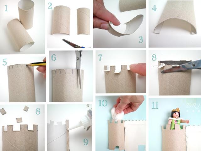 Как сделать из картонной бумаги 179