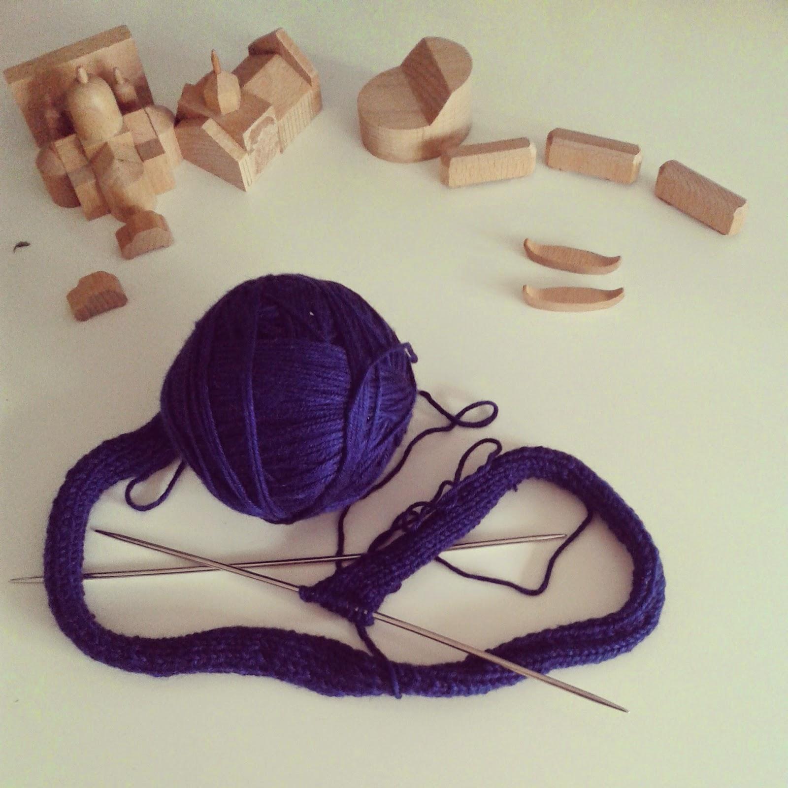 Nie robię na drutach