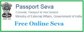 Passport seva online portal logo free online seva