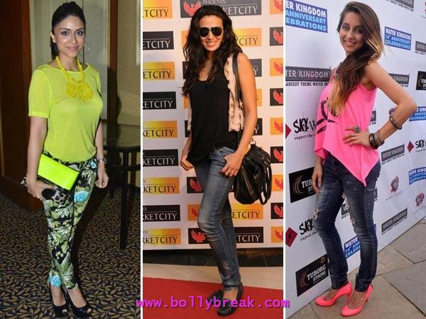- Bollywood Actresses Summer Dresses Tips