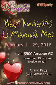 The Romance Reviews Anniversary and Valentines Party