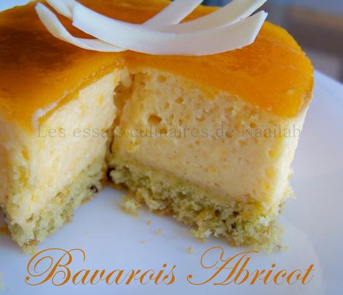 les essais culinaires de naailah minis bavarois 224 l abricot avec agar agar 224 voir 233 galement
