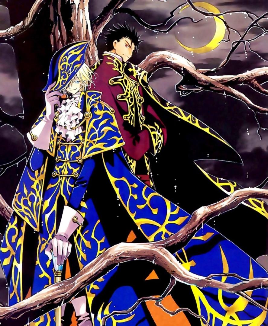 Animefã: Tsubasa Chronicle