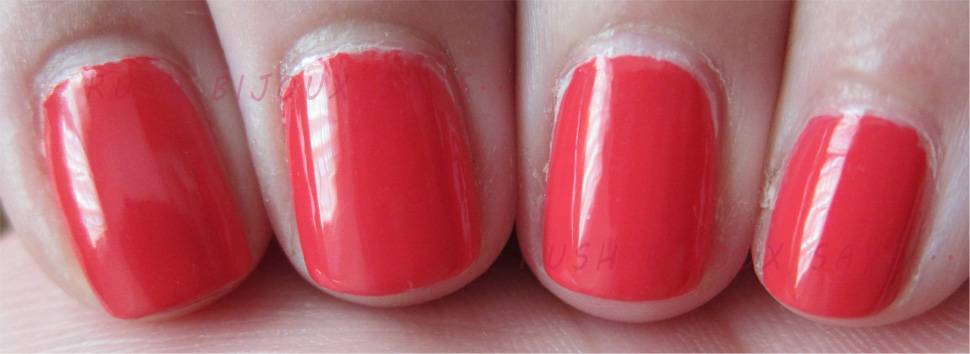 Rush Bijoux Says...: Obsession Du Jour : Watermelon Nails