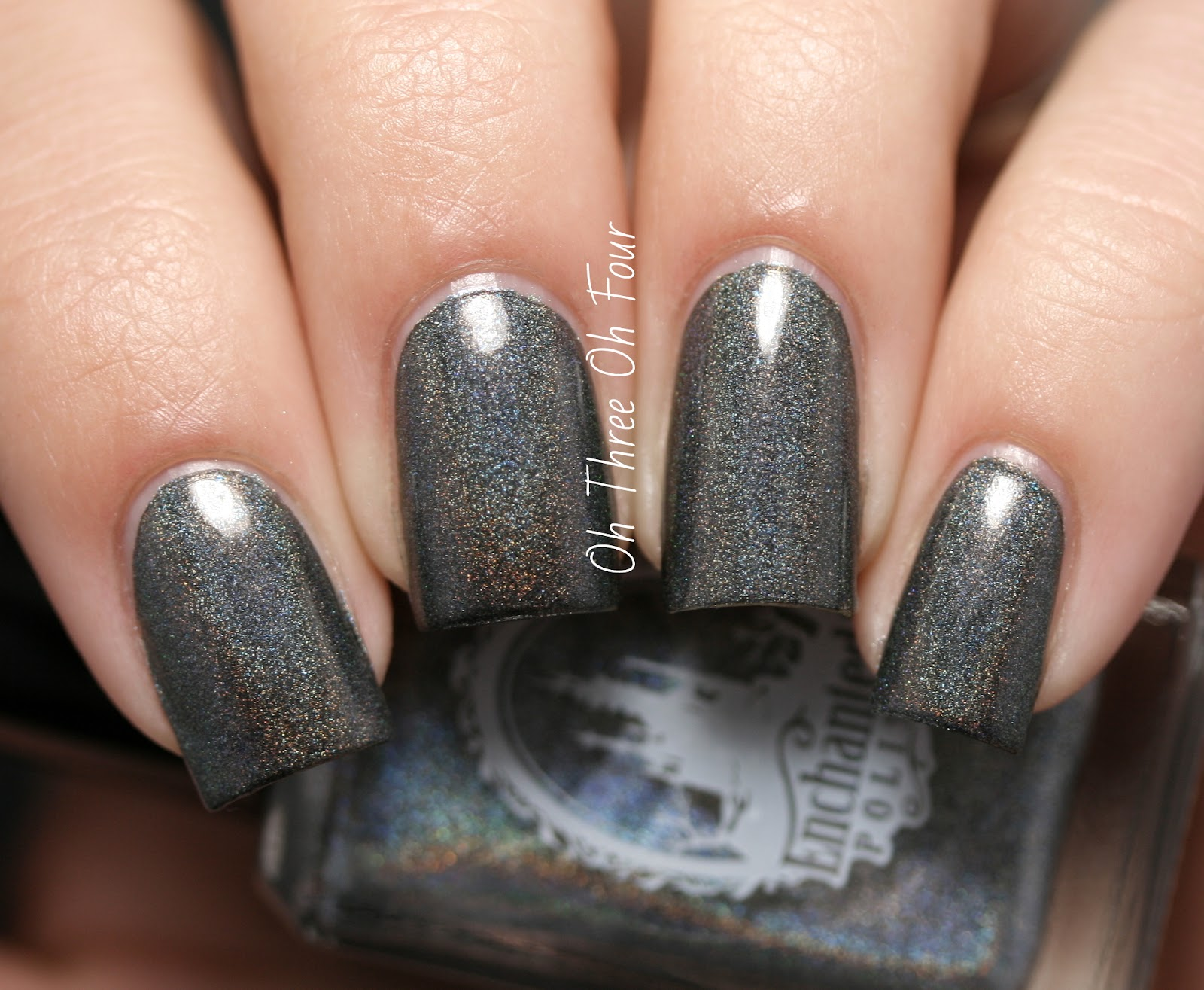 Enchanted Polish October 2013 Swatch