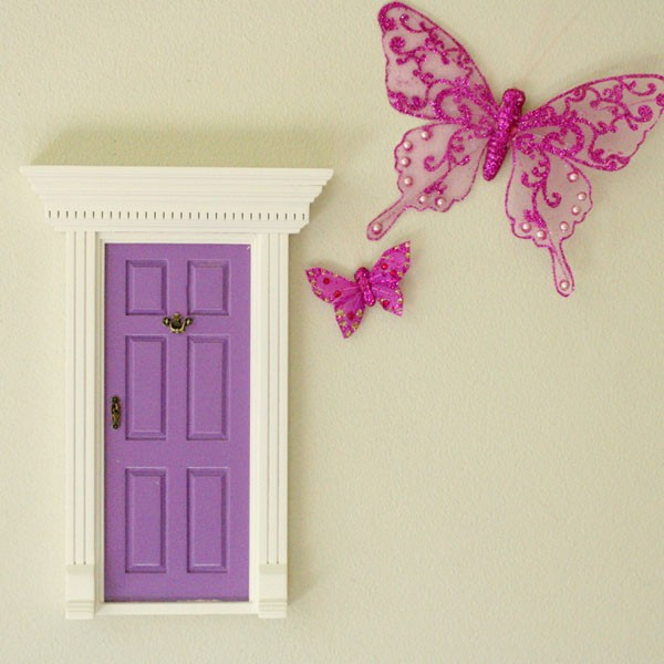 You are in good company goodies christmas gifts for girls for Pink fairy door