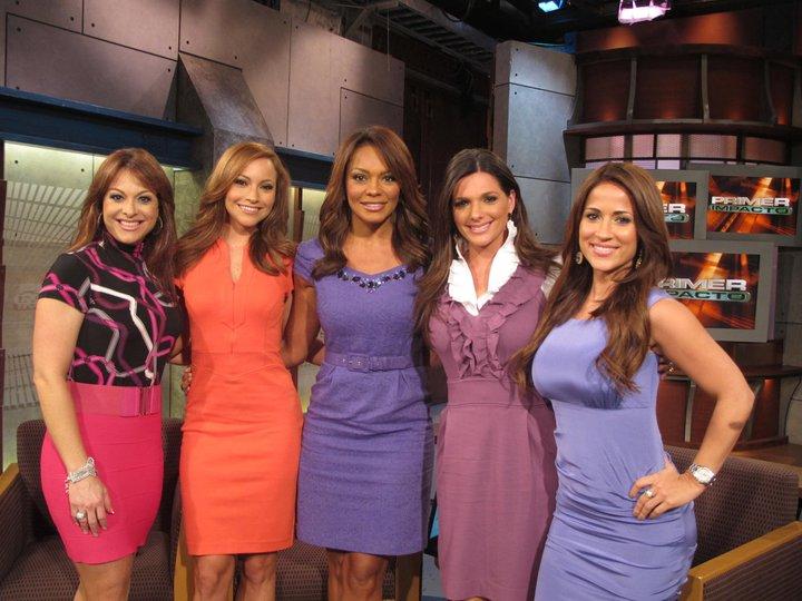 Hot Univision News Anchor