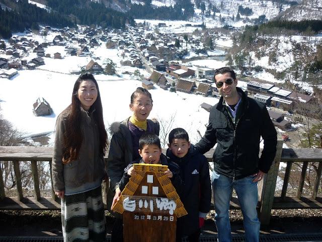escursione a shirakawa-go