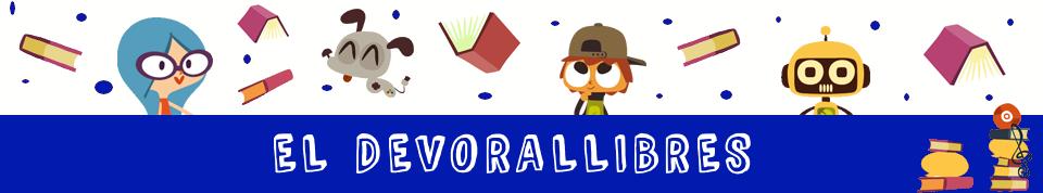 Concurs de lectura El Devorallibres -- Biblioteques Municipals de Sabadell